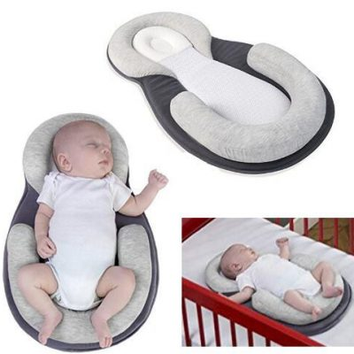 Baby Fold N' Go – Portable Baby Bed