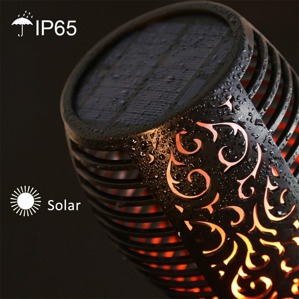 Solar Flame Light