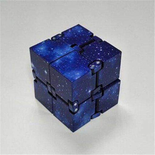 The Original Infinity Cube Fidget Toy