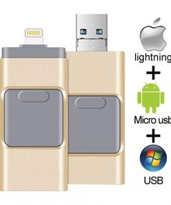 Flash Drive Pen Drive Memory Stick External Storage for iPad,iPod,iOS,PC,Mac,Android Device