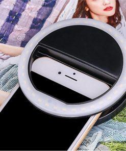 Beauty Selfie LED Flash Light