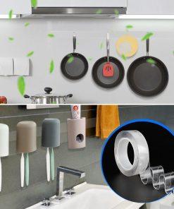 Multi-Purpose Nano Adhesive Tape