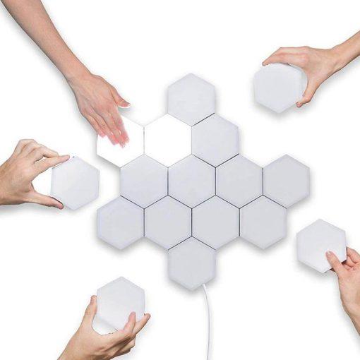 Touch Sensitive Modular Lighting