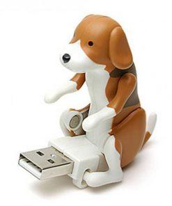 Funny Dog Usb