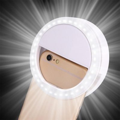 Beauty Selfie LED Flash Light
