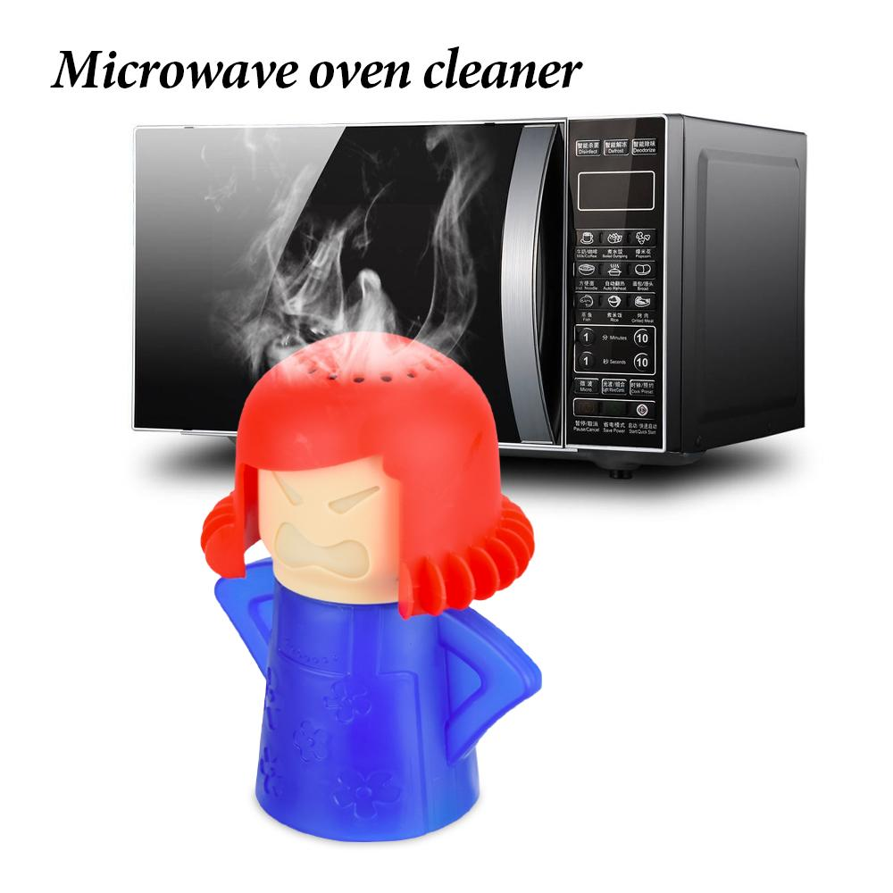 Mad Mom Microwave Cleaner