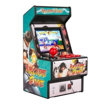 Mini Retro Arcade Video Game Machine