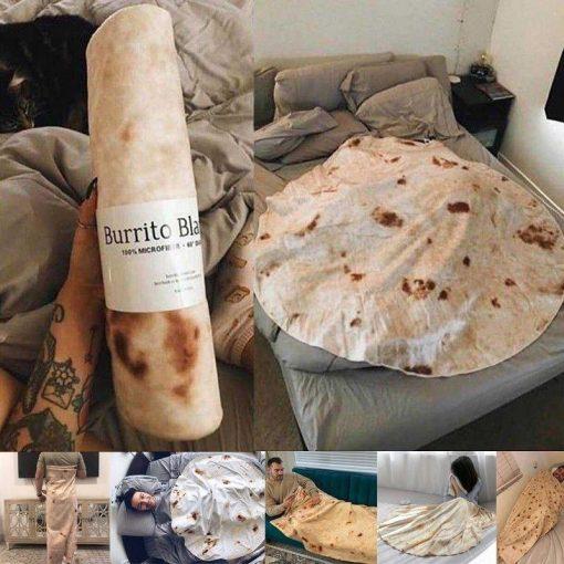The Original Burrito Blanket