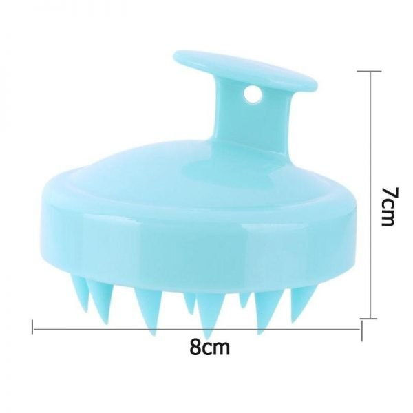 Scalp Massager, Updated Hair Shampoo Brush for Wet and Dry Hair, Scalp Massage Brush for Women, Men and Pet