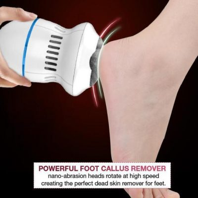 Electric Foot File Callus Remover Pedicure