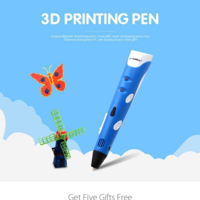 Scribbler 3D Pen Original – DIY 3D Printing Pen