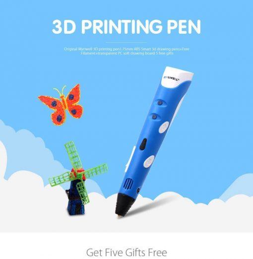 Original Myriwell 3D printing pen