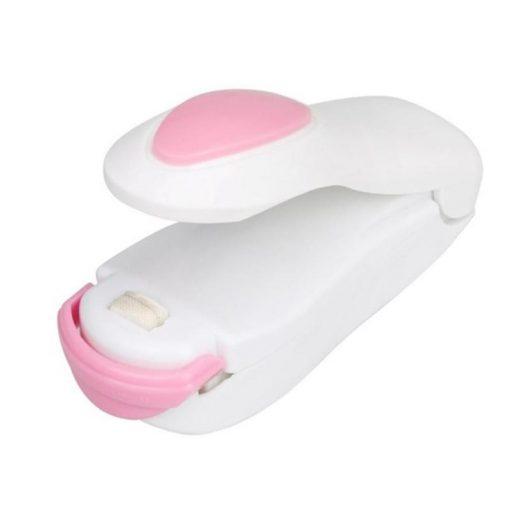 Portable Mini Sealer Household Machine Heat Sealer for Plastic Bags
