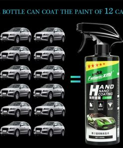 Anti Scratch Hydrophobic Polish Ceramic Nano Spray Coating Agent