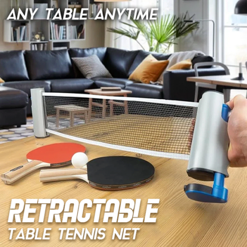 Instant Retractable Table Tennis Net