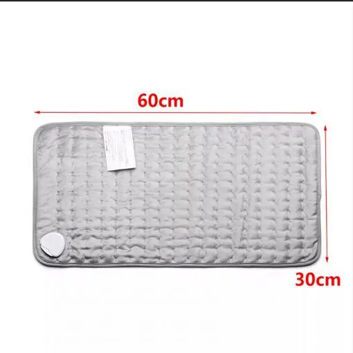 Zenpad Electric Blanket Massaging Weighted Heating Pad