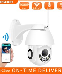 Omni Campro 1080P WIFI Camera With SD Card