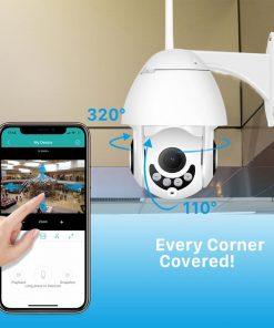 Omni Campro 1080P WIFI Camera With SD Card