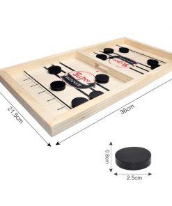 Super Winner Game Sling Puck Fun Toys Board-Game