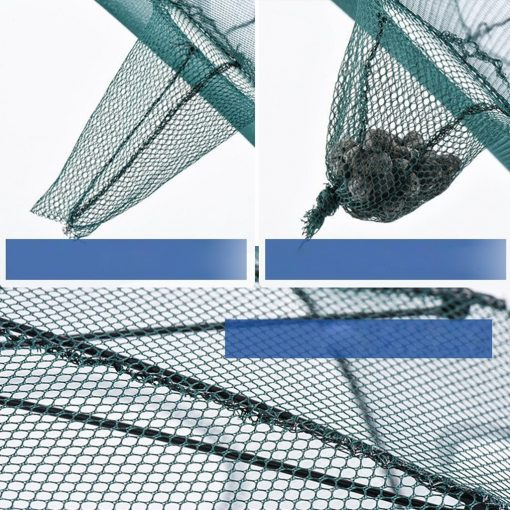 The Magic Lazy Trap Fishing Net