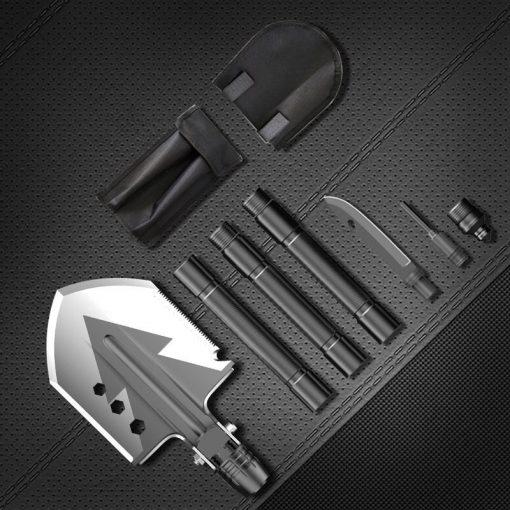 Multifunctional Outdoor Engineering Shovel