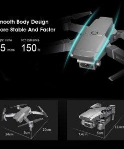 Vortex Pro 4k HD Dual Camera Drone