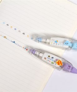 Correction Tape Decorative Sticker Pen for Greeting Card