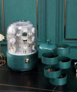 High End Fashion Jewelry Storage Box