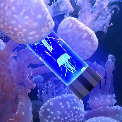 Jellyfish LED Aquarium Mood Light