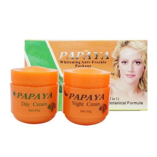 Papaya Active Ferment Whitening Day And Night Cream