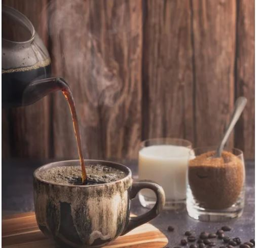 Some practice with coffee themed Still Life Photography
