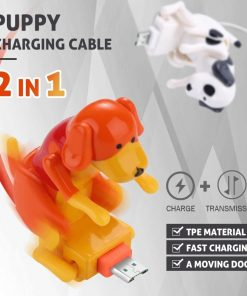 Funny Humping Dog Fast Charger Cable