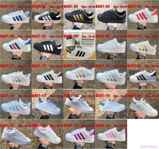 נעלי אדידס מידות 36-44 Adidas