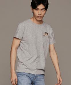 חולצת טישרט GANT לגברים