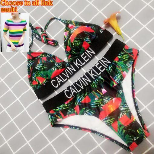 בגד ים לנשים של קלווין קליין