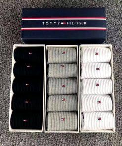 מארז של 5 זוגות גרבי TOMMY