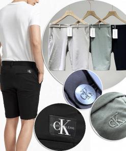 מכנס קצר מדהים של קלווין קליין לגברים