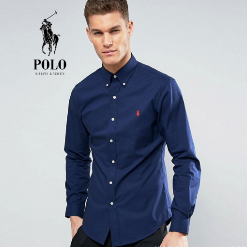 חולצת פולו מכופתרת לגברים ב-3 צבעים