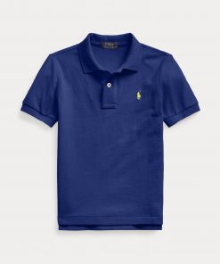חולצת פולו לקטנטנים במבחר צבעים