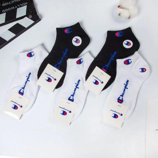 מארז 5 זוגות גרביים צמפיון Champion