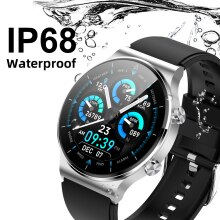 שעון חכם צמיד כושר עמיד למים Huawei Xiaomi Apple אנדרואיד