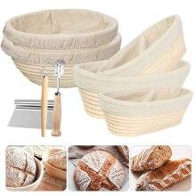 סלסלת קש ללחם
